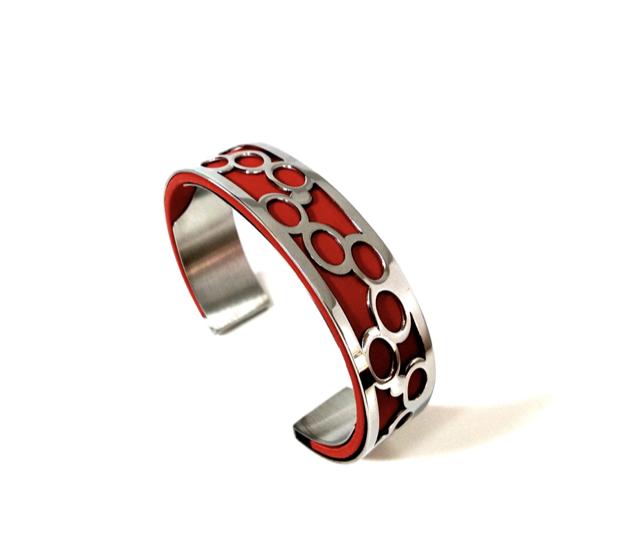 bracelet cuir changeable