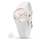 Montre ICE WATCH pearl white