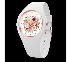 Ice watch Flower white bouquet