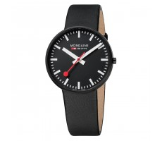 Montre Mondaine Giant Black...
