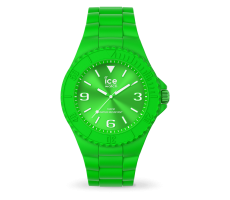 Ice generation - Flashy green