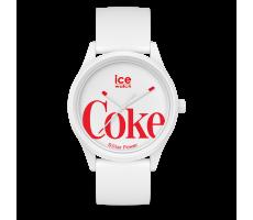 Ice Coca-cola - White