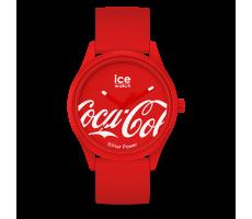 Ice Coca-cola- Red