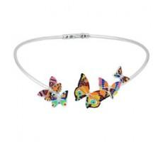 Collier UNA STORIA Papillons