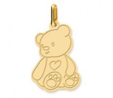 Pendentif enfant ours