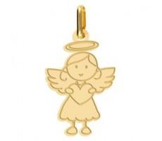 Pendentif enfant ange