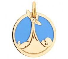 Médaille enfant naissance