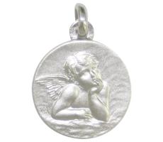 Médaille enfant ange