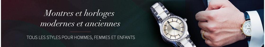 Nos Montres | Bijouterie Coeur d'Or